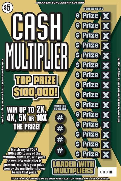Cash Multiplier - Game No. 478