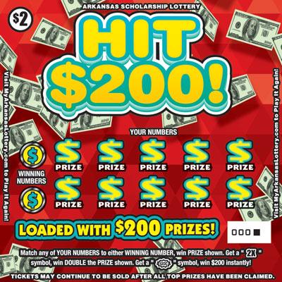 Hit $200! - Game No. 482