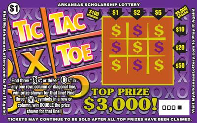 Tic Tac Toe - Game No. 517