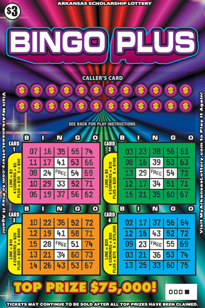 Bingo Plus - Game No. 528 - Front