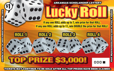 Lucky Roll - Game No. 561