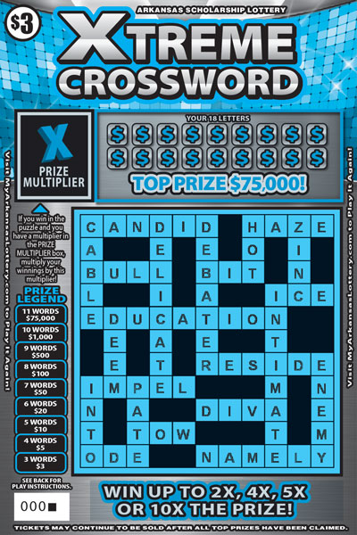 Xtreme Crossword - Game No. 567