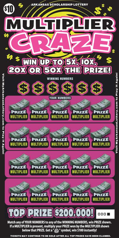 Multiplier Craze - Game No. 569