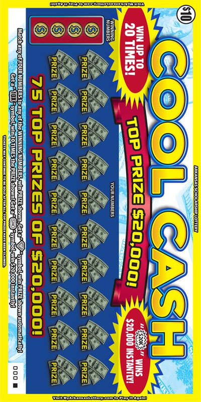 Cool Cash - Game No. 573
