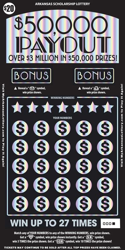 $50,000 Payout - Game No. 574