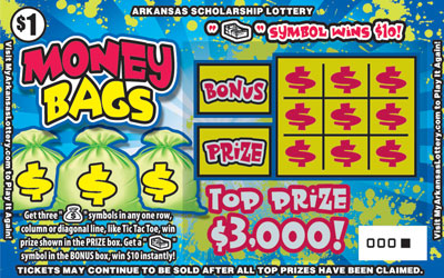 Money Bags - Game No. 575