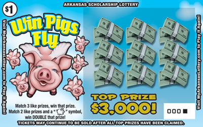 Win Pigs Fly - Game No. 580