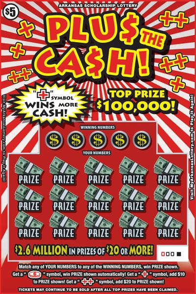 Plu$ the Ca$h! - Game No. 582
