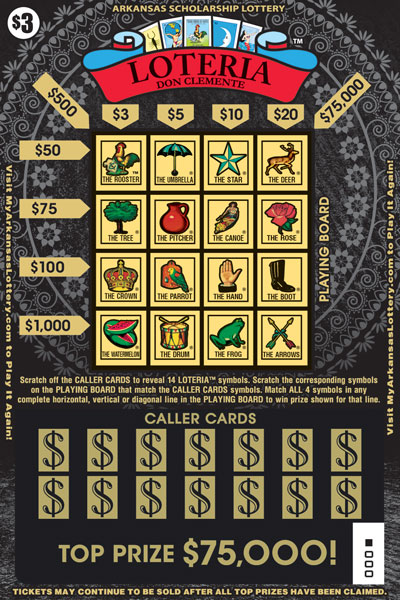 Loteria™ - Game No. 611