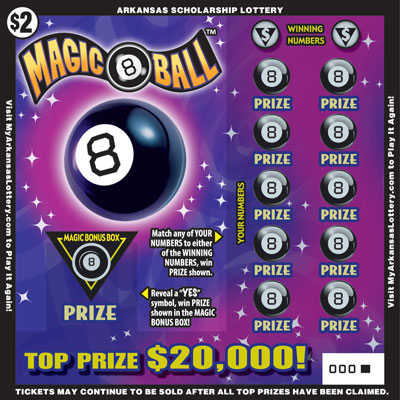 Magic 8 Ball™ - Game No. 620