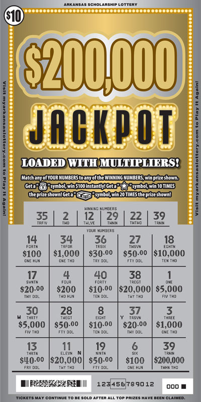 $200,000 Jackpot - Uncovered