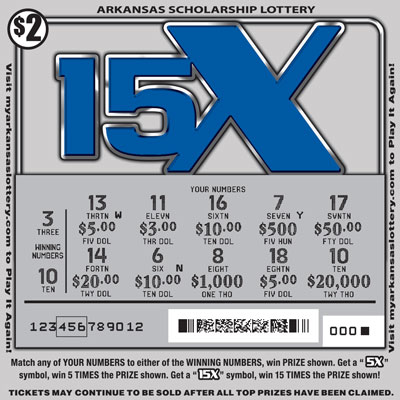 WIN FREE - Ne lottery top prizes remaining in arkansas