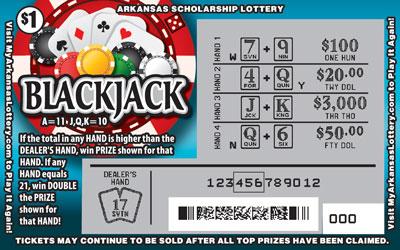 Blackjack - Game No. 476