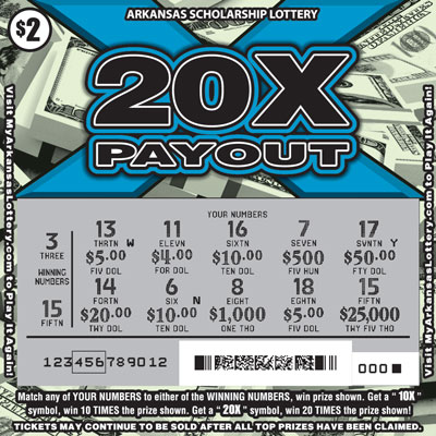 20X Payout - Game No. 491 - Uncovered