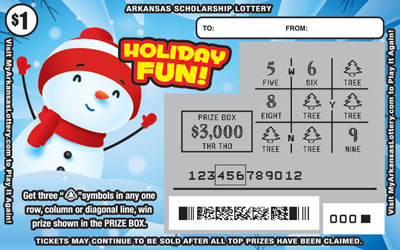 Holiday Fun - Game No. 584