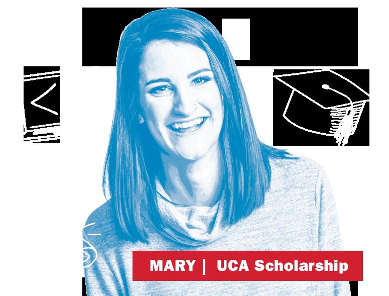 Arkansas Lottery Scholarship Recipient