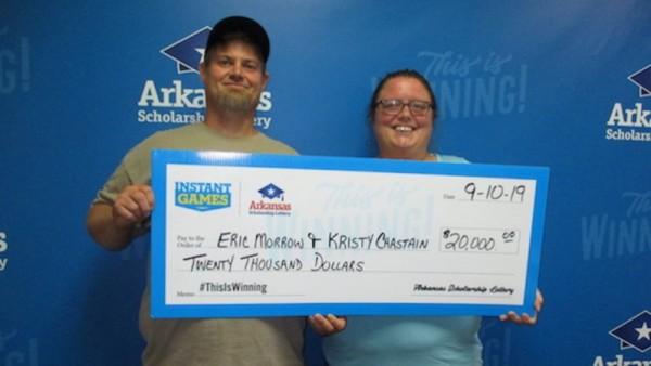 Winners | Arkansas Scholarship Lottery
